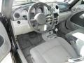 2007 Opal Gray Metallic Chrysler PT Cruiser Convertible  photo #12