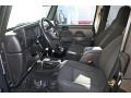 Dark Slate Gray Front Seat Photo for 2006 Jeep Wrangler #76761272
