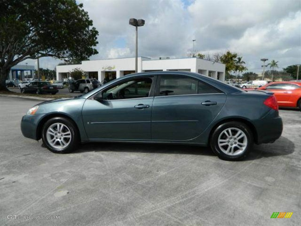 Stealth Gray Metallic 2006 Pontiac G6 V6 Sedan Exterior