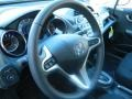 Sport Black Steering Wheel Photo for 2013 Honda Fit #76771281