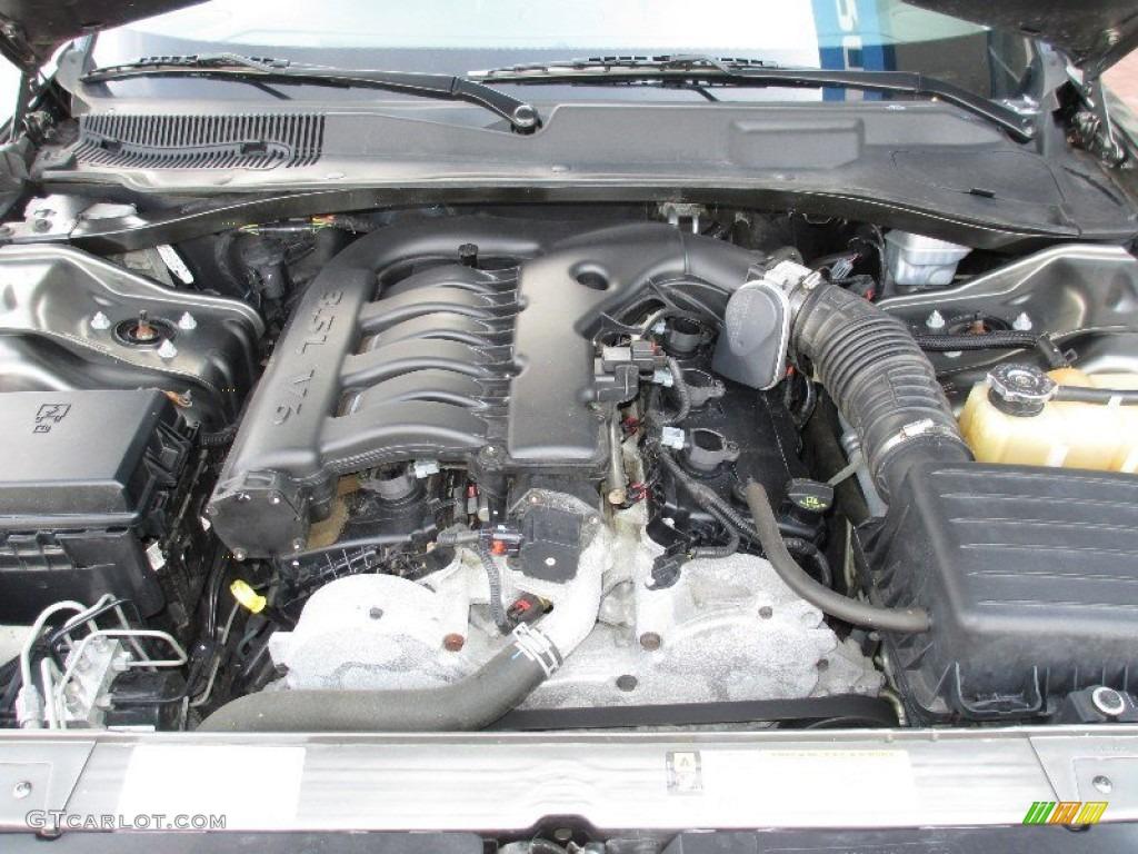 2001 Chrysler Lhs Sedan 3 5 Liter Sohc 24 Valve V6 Engine