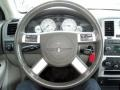 Dark Khaki/Light Graystone Steering Wheel Photo for 2008 Chrysler 300 #76779575