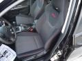 WRX Carbon Black Front Seat Photo for 2013 Subaru Impreza #76779968