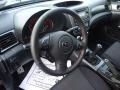 WRX Carbon Black Steering Wheel Photo for 2013 Subaru Impreza #76780220