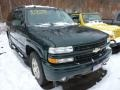 Dark Green Metallic 2004 Chevrolet Suburban Gallery