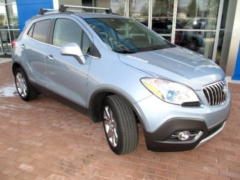 2013 Buick Encore Leather Data, Info and Specs