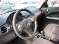 Ebony Black 2008 Chevrolet HHR Interiors