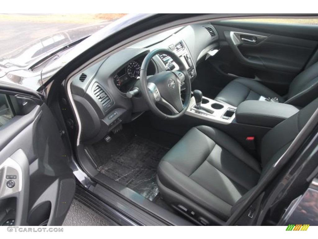 Charcoal Interior 2013 Nissan Altima 2 5 Sl Photo 76788794