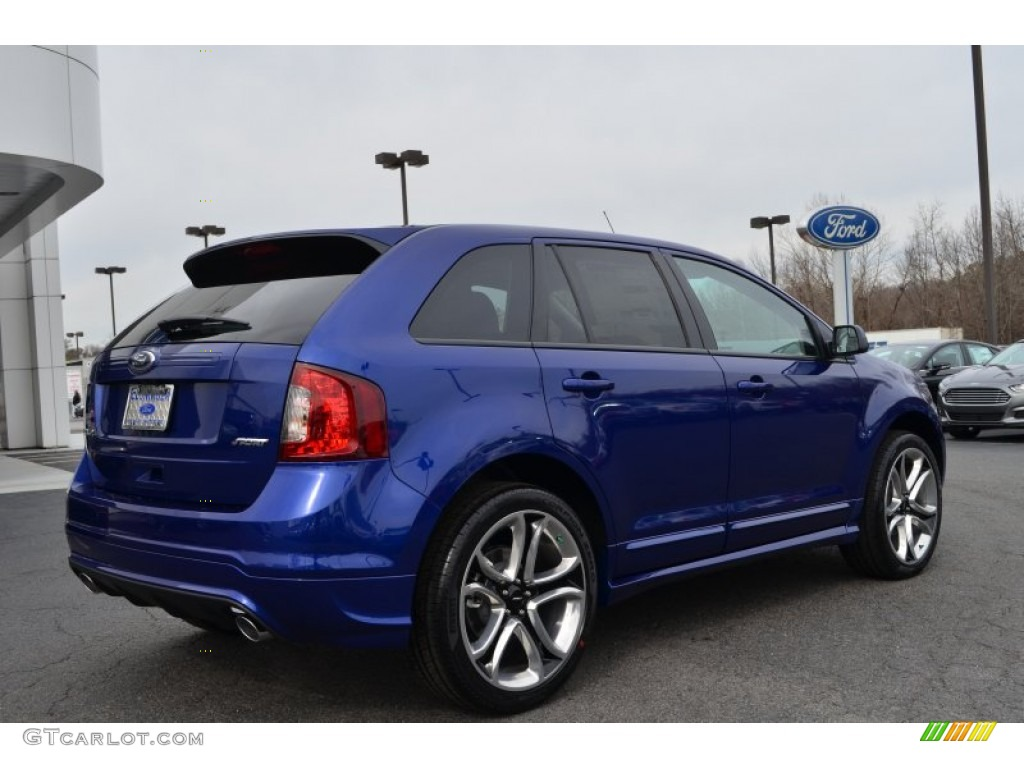 Ford Edge 2014 Color Selections Autos Post