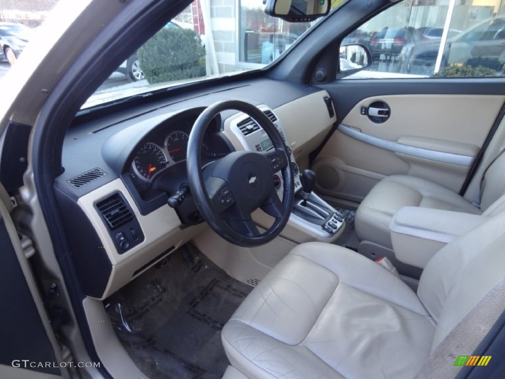 2005 Chevy Equinox Interior