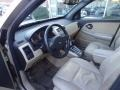 Light Cashmere 2005 Chevrolet Equinox Interiors