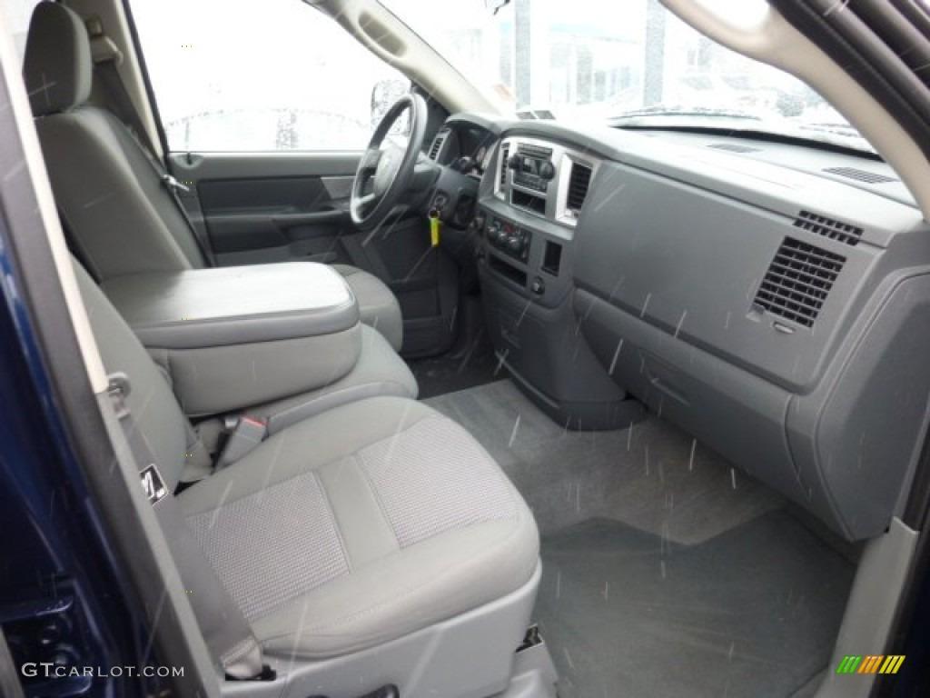 2007 Dodge Ram 1500 Big Horn Edition Quad Cab 4x4 Interior Photo 76792199