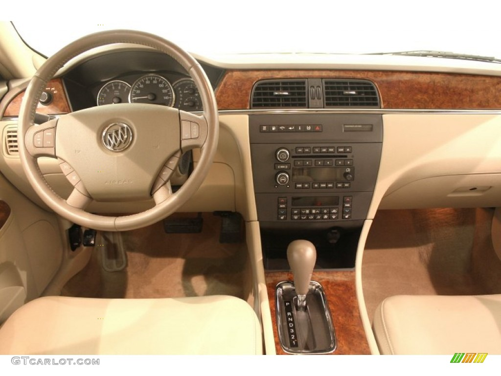 2006 buick lacrosse cxl neutral dashboard photo 76792815. Black Bedroom Furniture Sets. Home Design Ideas