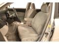 Ash Front Seat Photo for 2010 Toyota Highlander #76793000