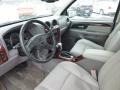 2008 GMC Envoy Light Gray Interior Prime Interior Photo