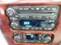 2008 GMC Envoy Light Gray Interior Audio System Photo