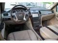 2009 Cadillac Escalade Cocoa/Cashmere Interior Prime Interior Photo