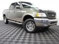 Estate Green Metallic 2003 Ford F150 King Ranch SuperCrew 4x4