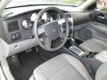Dark Slate Gray/Light Graystone 2007 Dodge Charger Interiors
