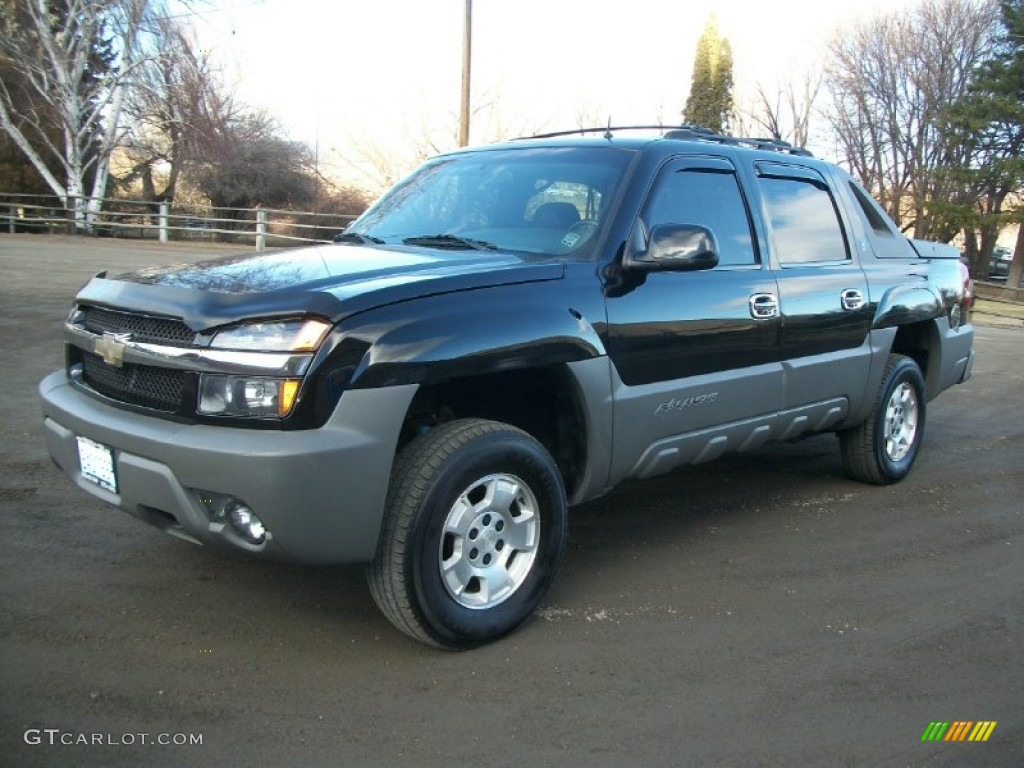 2002 chevrolet avalanche the north face edition 4x4. Black Bedroom Furniture Sets. Home Design Ideas