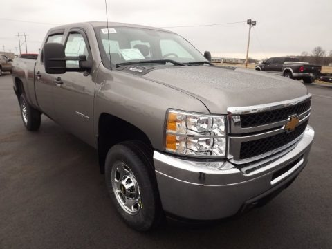 2013 chevrolet silverado 2500hd work truck crew cab 4x4 data info and specs. Black Bedroom Furniture Sets. Home Design Ideas
