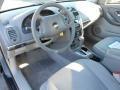 Titanium Gray Prime Interior Photo for 2007 Chevrolet Malibu #76817844