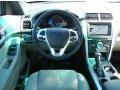Medium Light Stone Dashboard Photo for 2013 Ford Explorer #76819864