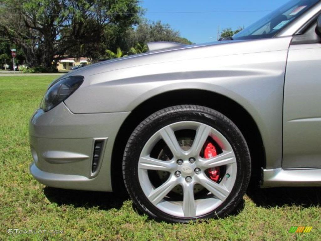 2006 Subaru Impreza Wrx Sedan Wheel Photo 76821130