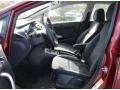 2013 Ruby Red Ford Fiesta SE Sedan  photo #5