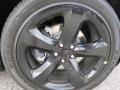2013 Granite Crystal Metallic Dodge Challenger R/T Plus Blacktop  photo #9