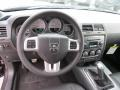 2013 Granite Crystal Metallic Dodge Challenger R/T Plus Blacktop  photo #14