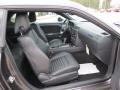 2013 Granite Crystal Metallic Dodge Challenger R/T Plus Blacktop  photo #15