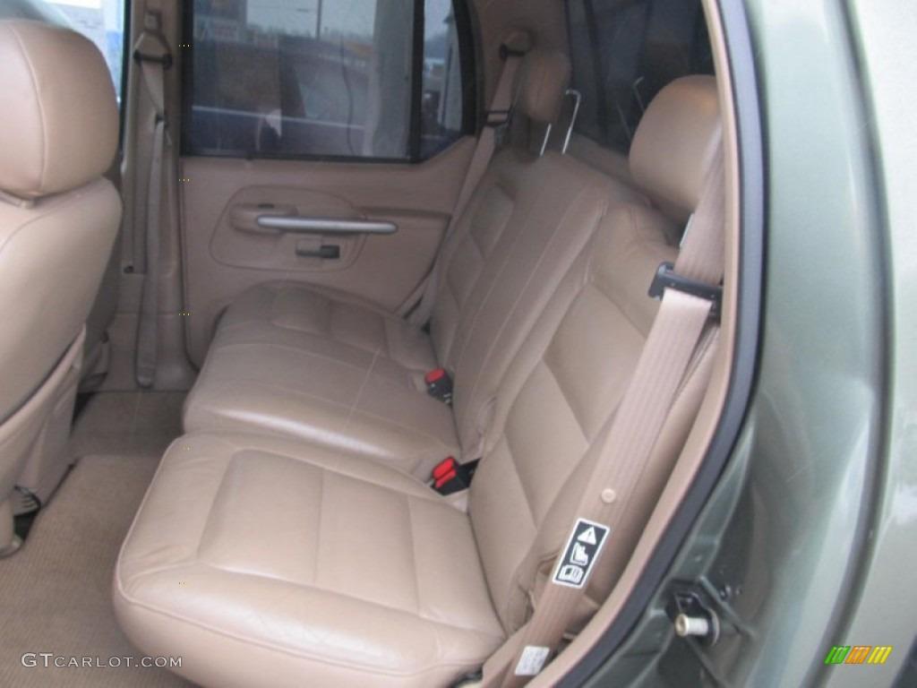 2002 Ford Explorer Sport Trac 4x4 Interior Color Photos