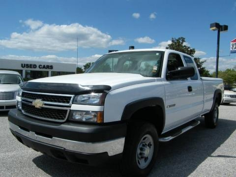 2006 chevrolet silverado 2500hd extended cab data info and specs. Black Bedroom Furniture Sets. Home Design Ideas