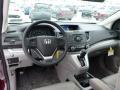 Gray Dashboard Photo for 2013 Honda CR-V #76844739