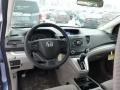 2013 Twilight Blue Metallic Honda CR-V LX AWD  photo #12