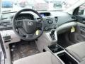 Gray Prime Interior Photo for 2013 Honda CR-V #76850878