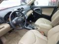 Sand Beige Prime Interior Photo for 2011 Toyota RAV4 #76853658