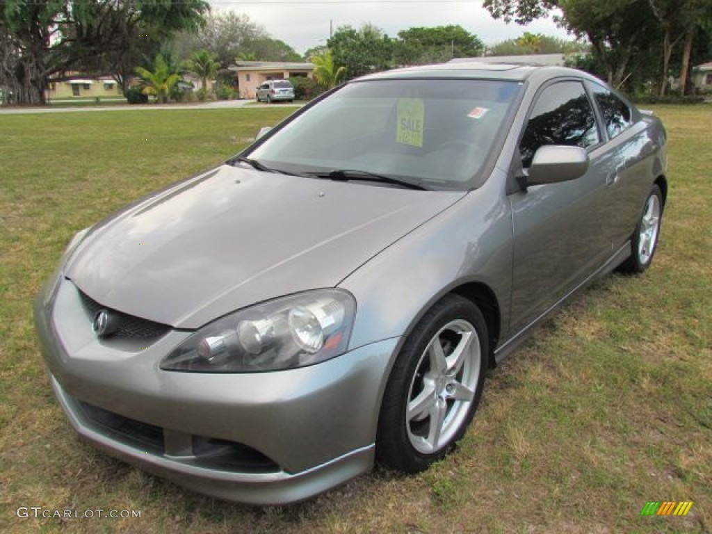 magnesium metallic 2006 acura rsx type s sports coupe. Black Bedroom Furniture Sets. Home Design Ideas