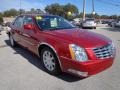 Crystal Red Tintcoat 2010 Cadillac DTS Gallery