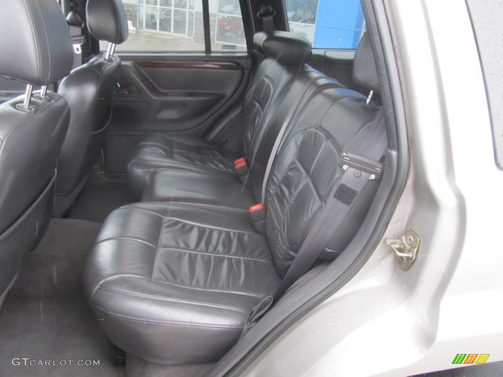 2001 jeep grand cherokee limited 4x4 interior color photos
