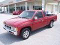 Aztec Red 1997 Nissan Hardbody Truck Gallery