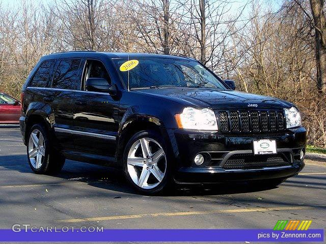 2006 black jeep grand cherokee srt8 759029 car color galleries. Black Bedroom Furniture Sets. Home Design Ideas