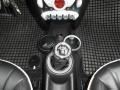Lounge Carbon Black Leather Transmission Photo for 2009 Mini Cooper #76872711