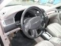 Light Taupe Steering Wheel Photo for 2004 Chrysler Pacifica #76874418