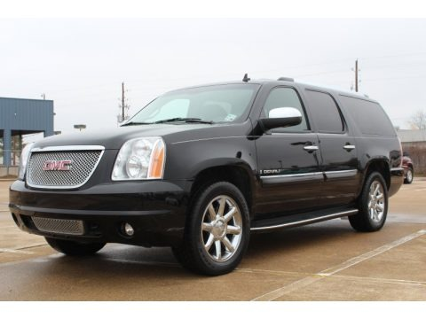 2008 gmc yukon xl denali data info and specs. Black Bedroom Furniture Sets. Home Design Ideas