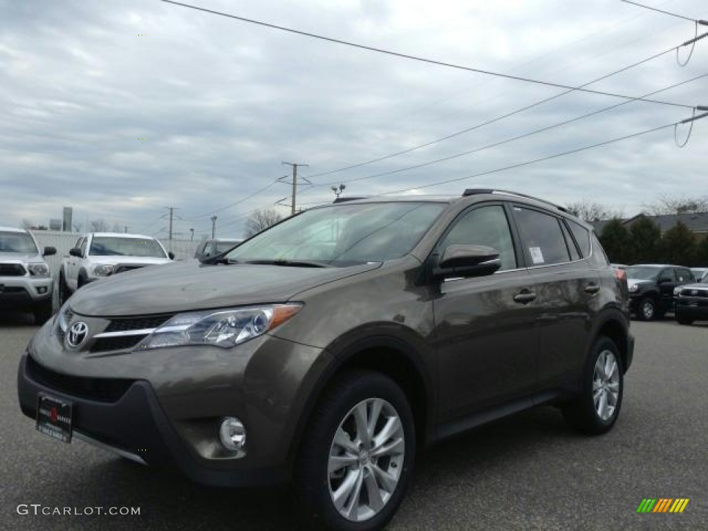 2013 pyrite mica toyota rav4 limited awd 76873477. Black Bedroom Furniture Sets. Home Design Ideas