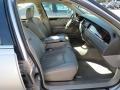 2003 Lincoln Town Car Dark Stone/Medium Light Stone Interior Front Seat Photo
