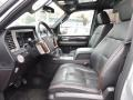 Charcoal/Caramel Front Seat Photo for 2007 Lincoln Navigator #76890285