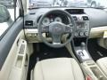 Ivory Dashboard Photo for 2013 Subaru Impreza #76893882